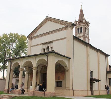 Santuario Madonna del Binengo